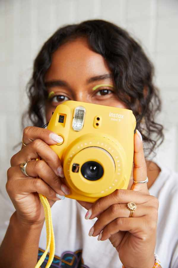 Slide View: 1: Fujifilm X UO Instax Mini 9 Instant Camera