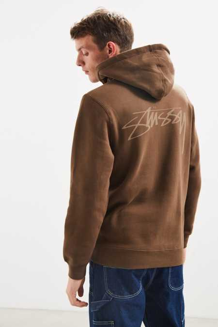 Stussy Smooth Stock Hoodie Sweatshirt