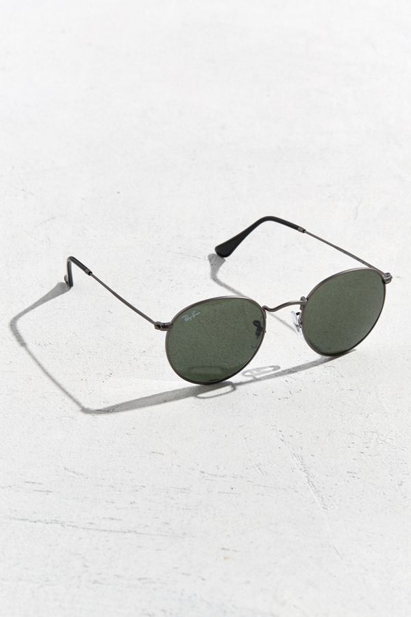 7a7e93617458 ... promo code for your urban outfitters gallery. ray ban silver round  sunglasses a0b40 19c73 ...