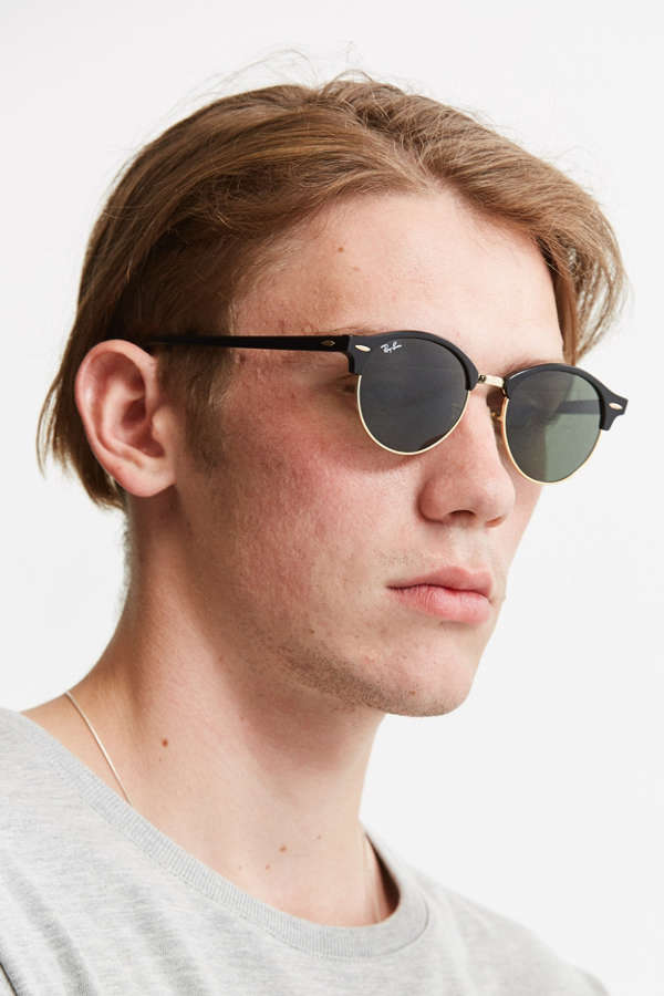 73b4940f2dca5 ray ban clubround sunglasses