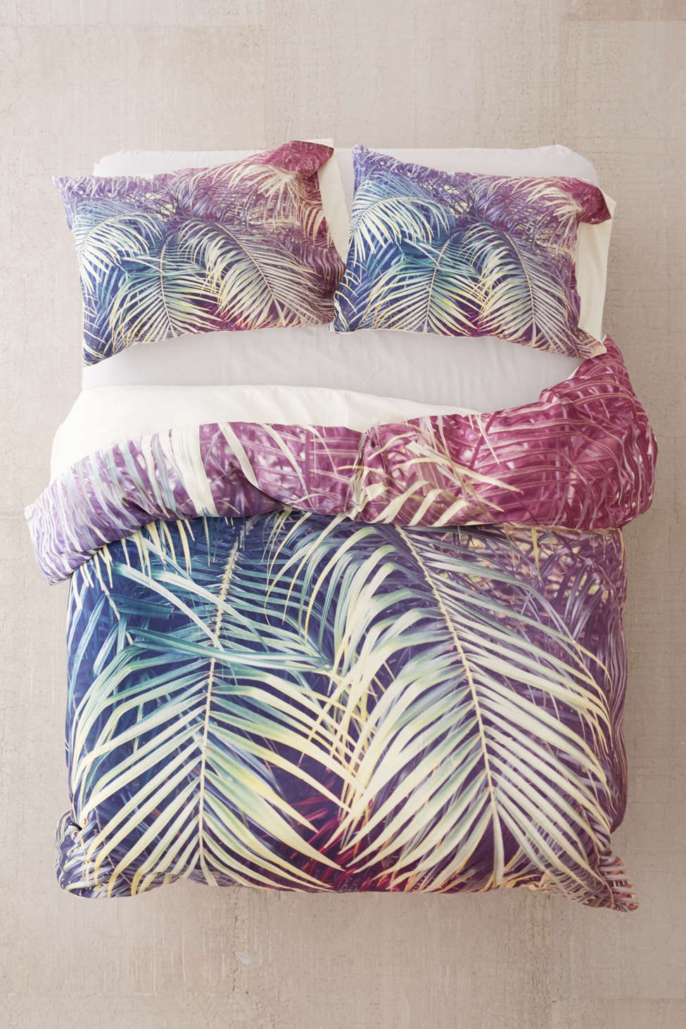 Slide View: 2: Bree Madden For Deny Tropics Duvet Cover
