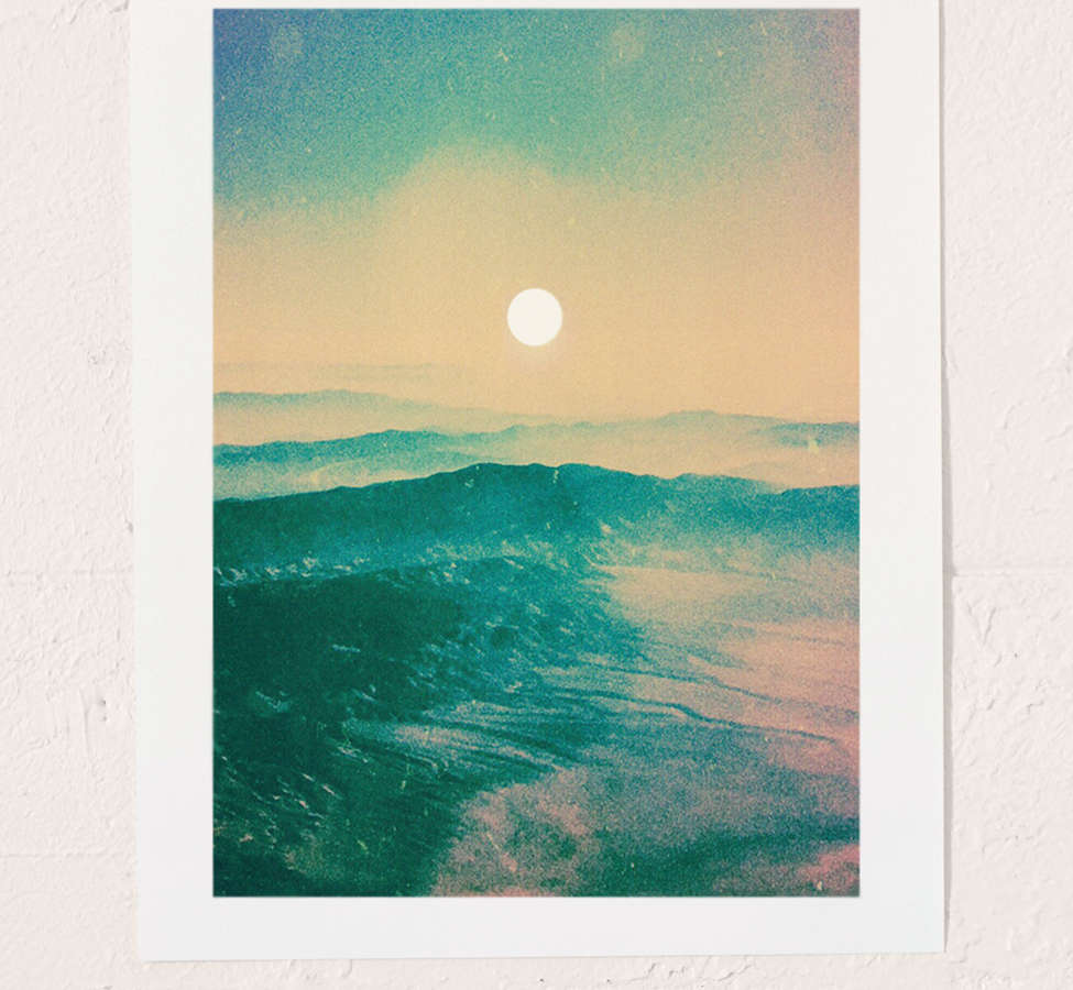 Slide View: 1: Samantha Muljat Softer Mornings Art Print