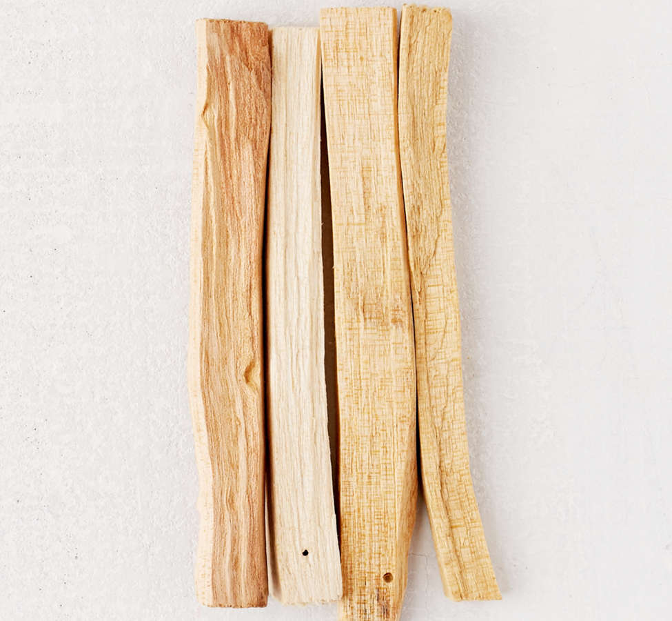 Slide View: 3: Woodlot Palo Santo Incense Bundle