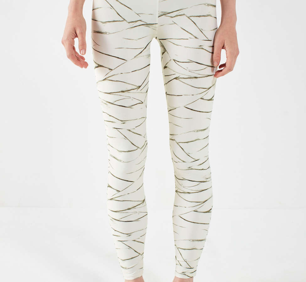 Slide View: 5: Out From Under Ivory Printed Legging