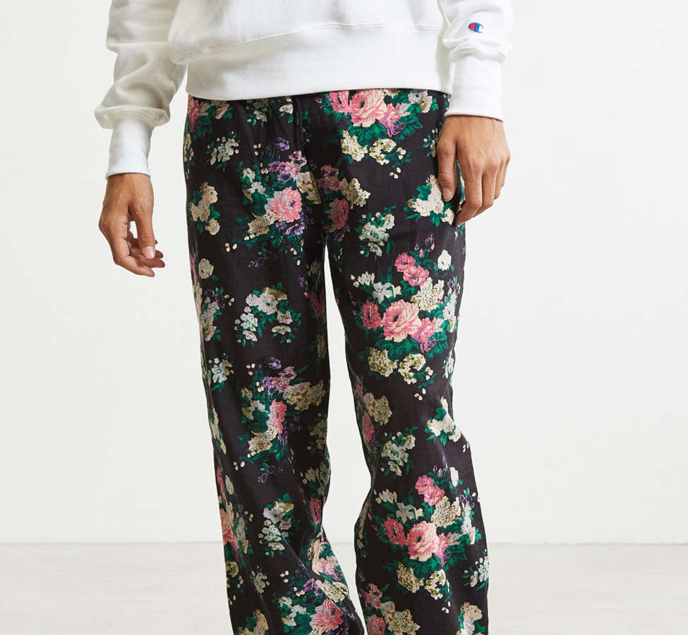 Slide View: 1: UO Xander Patterned Pant