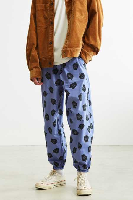 UO Xander Thank You Patterned Pant
