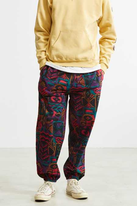 UO Xander Patterned Pant