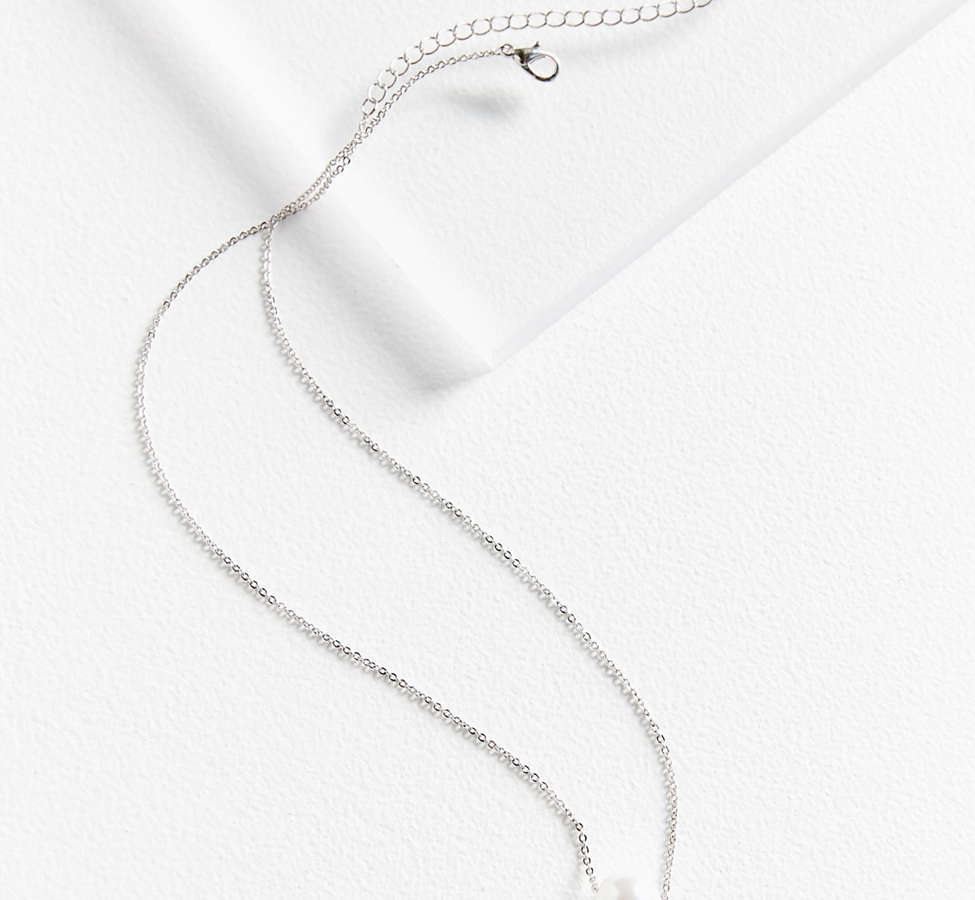 Slide View: 3: Aura Delicate Chain Necklace