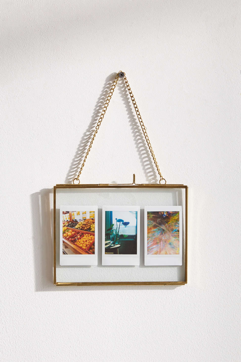 Hanging Glass Display Frame 5x7 Urban Outfitters Canada