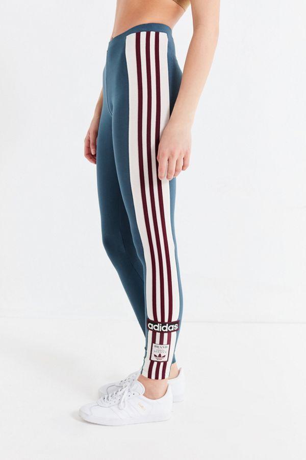 adidas originals leggings 3-stripes