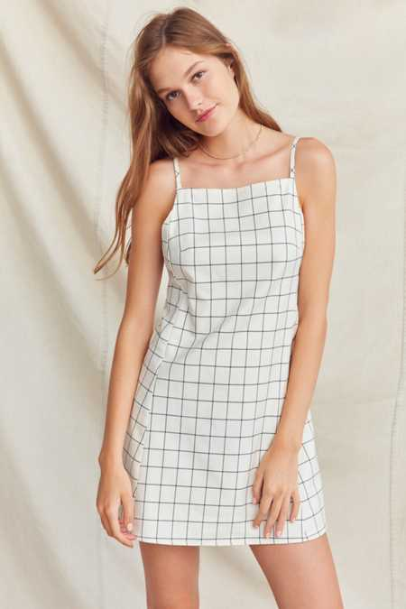 Urban Renewal Remade Square Neck Shift Dress