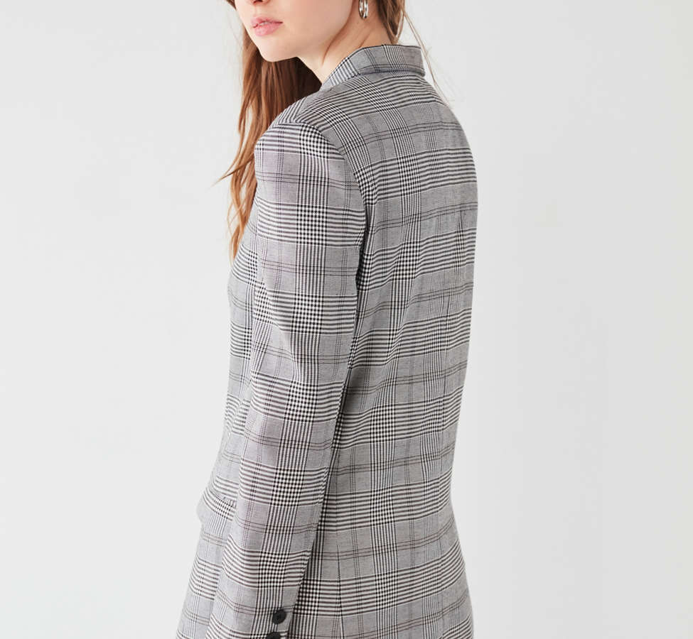 Slide View: 3: Capulet Jones Plaid Blazer