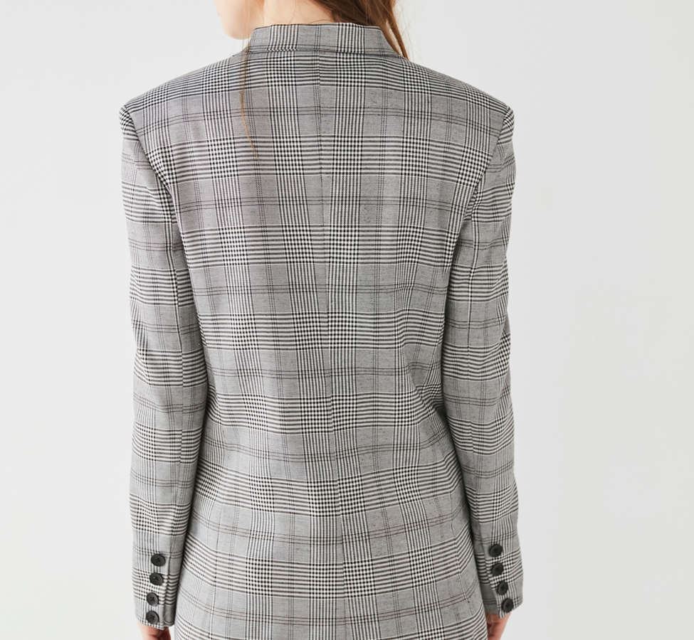 Slide View: 6: Capulet Jones Plaid Blazer