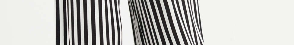 Thumbnail View 2: UO High-Rise Striped Pant