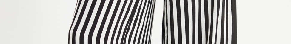 Thumbnail View 6: UO High-Rise Striped Pant