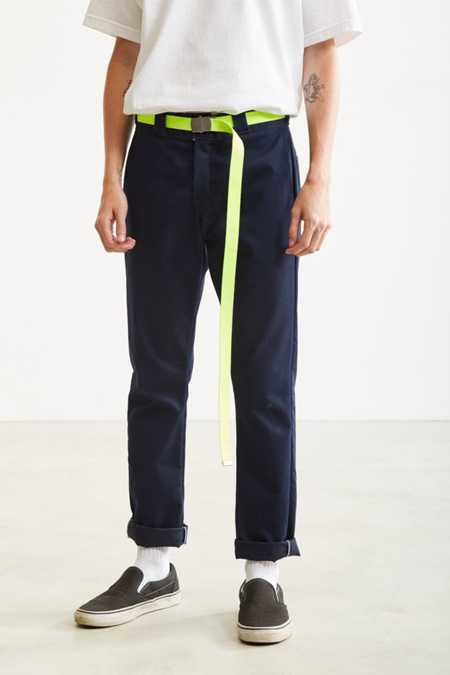 UO Extra Long Web Belt