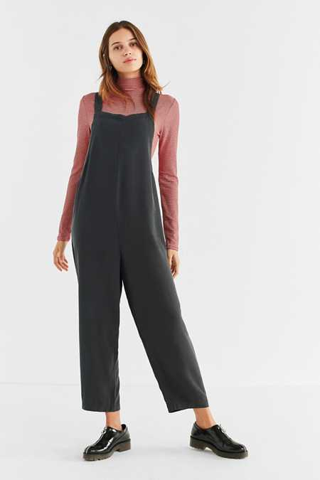 UO Tania Shapeless Tencel Overall