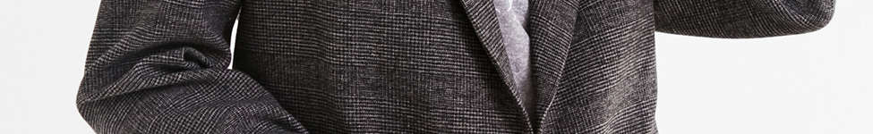 Thumbnail View 1: UO Double-Breasted Wool Blazer