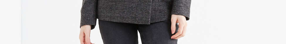 Thumbnail View 2: UO Double-Breasted Wool Blazer