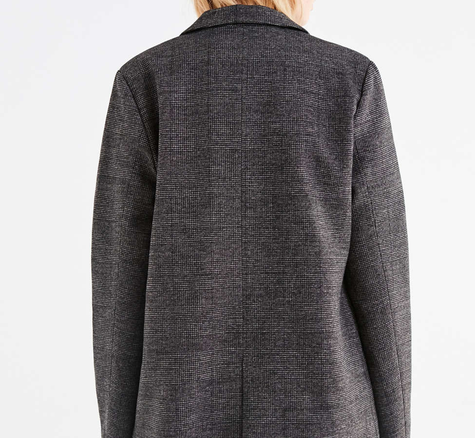Slide View: 6: UO Double-Breasted Wool Blazer