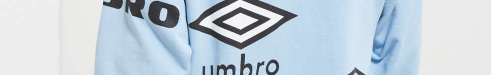 Thumbnail View 5: Umbro X House Of Holland Logo Crew Neck Sweatshirt