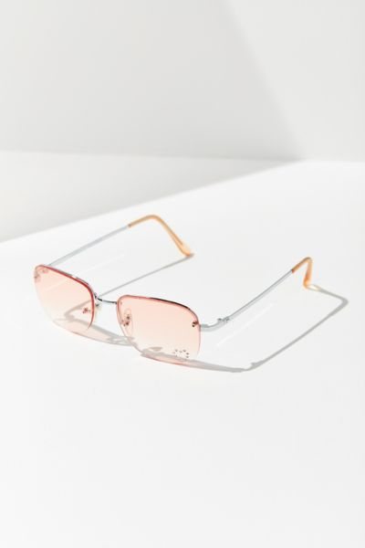 Vintage Birthday Square Sunglasses