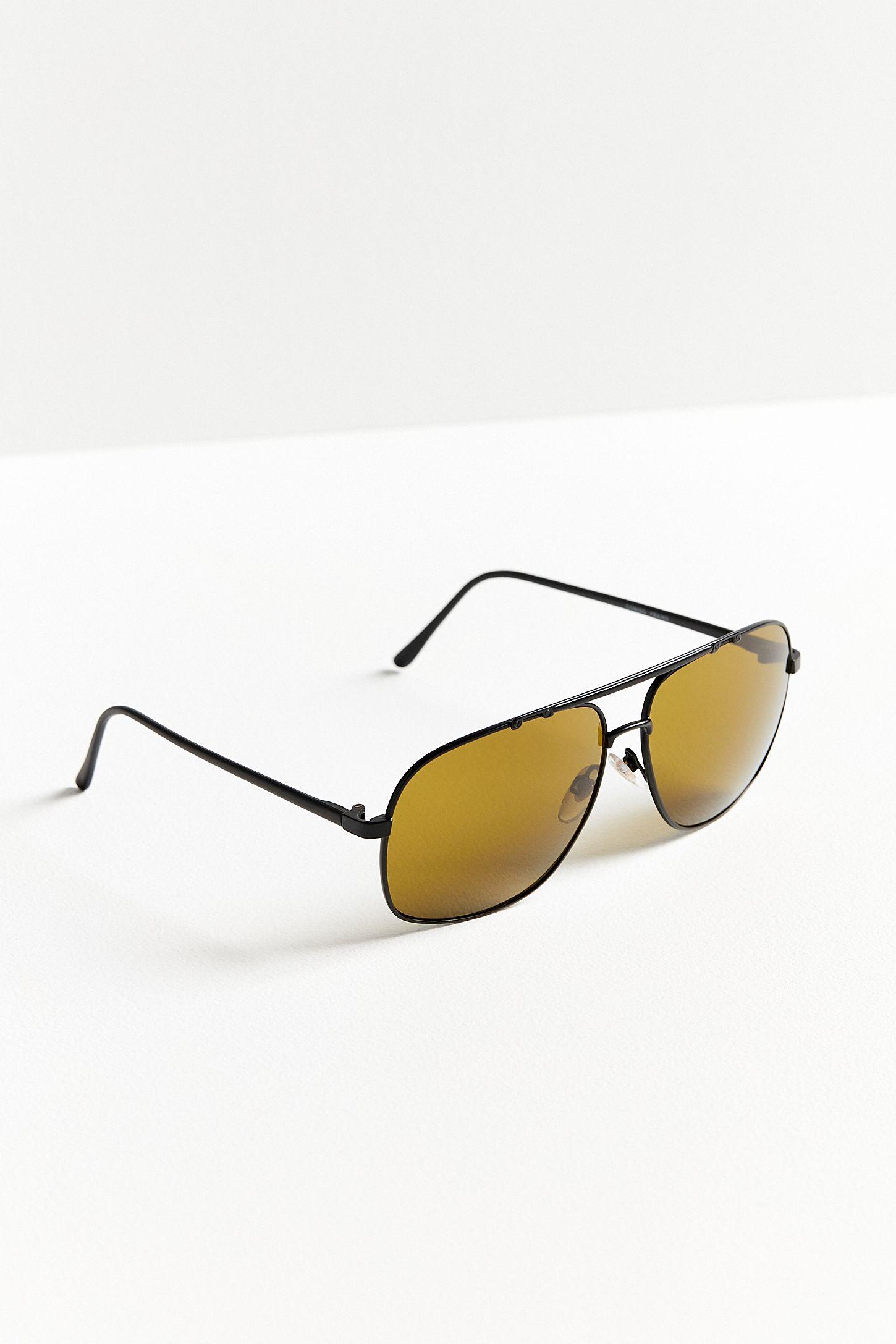 1ad27ceaa0 Vintage Jade View Navigator Sunglasses