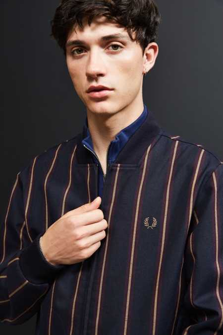 Fred Perry Regimental Bomber Jacket