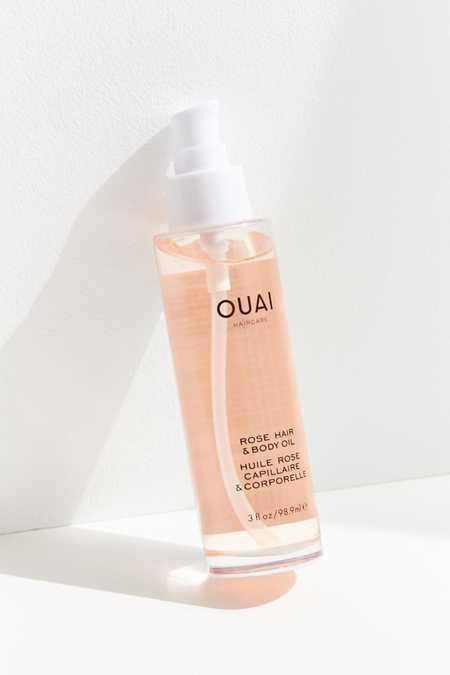 OUAI Rose Hair + Body Oil