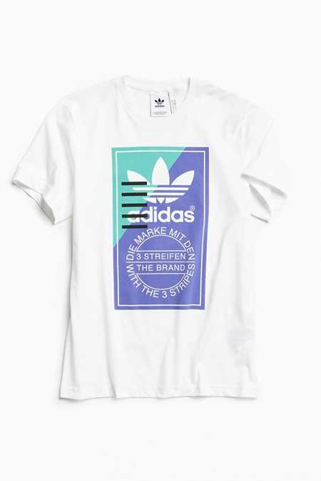 adidas Tongue Label Tee