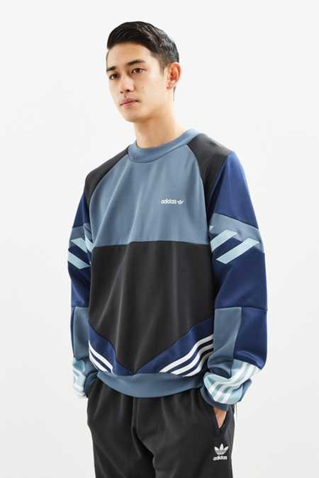 adidas Chop Shop Crew Neck Sweatshirt