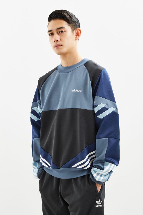 adidas Chop Shop Crew Neck Sweatshirt  83826f270f0