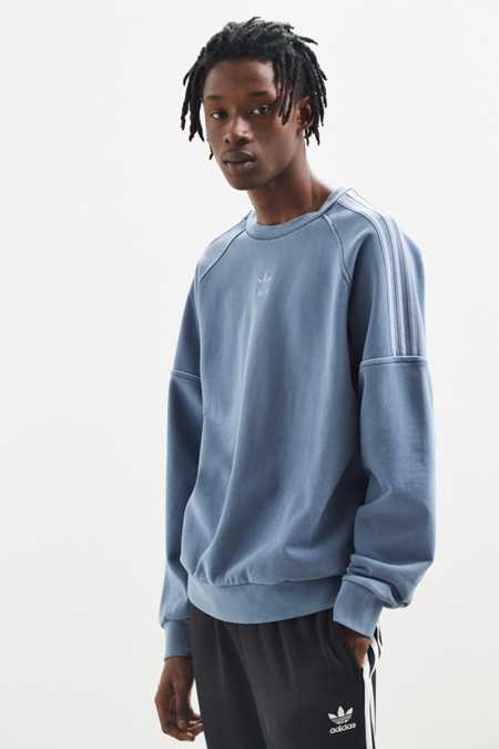 adidas Pipe Crew Neck Sweatshirt