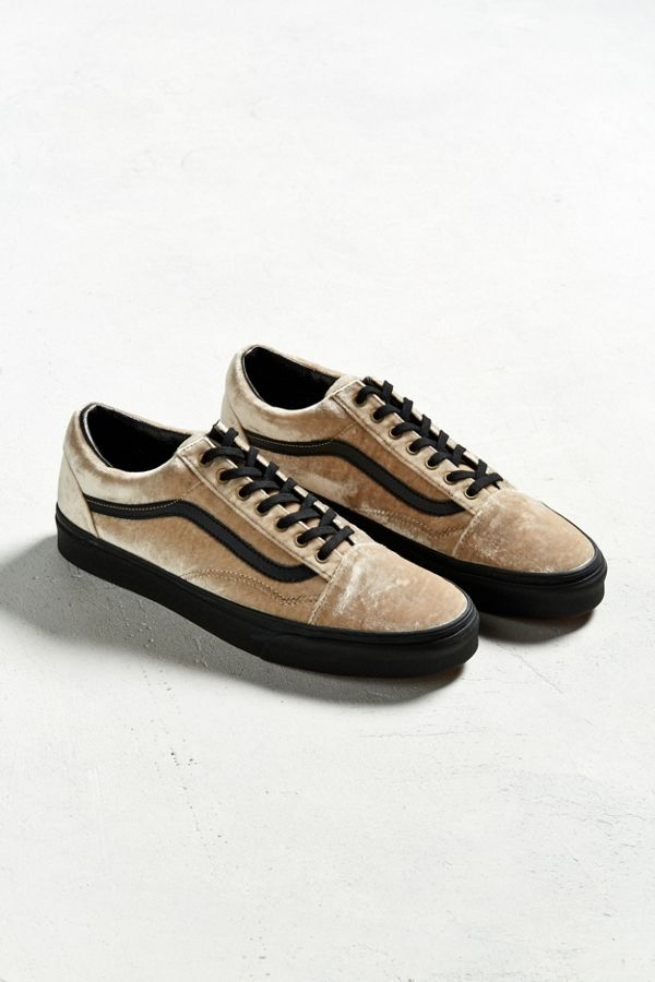 vans old skool tan