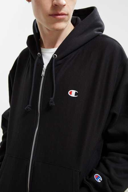 Champion Reverse Weave Full Zip Hoodie Sweatshirt