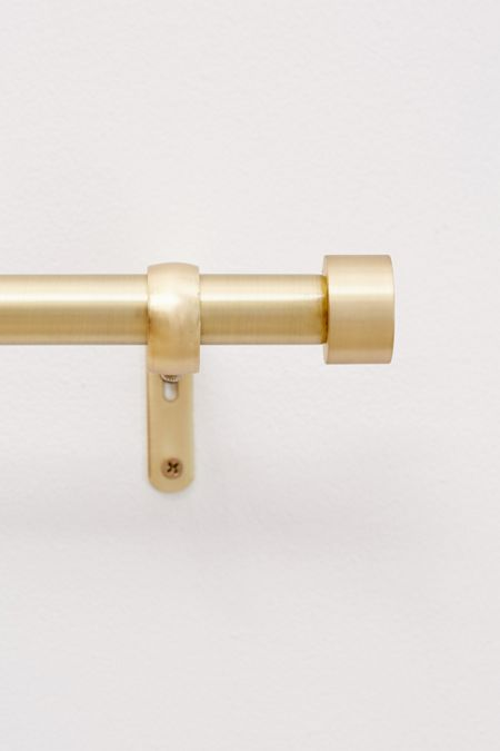 Curtain Rods Tie Backs Hardware Urban Outfitters