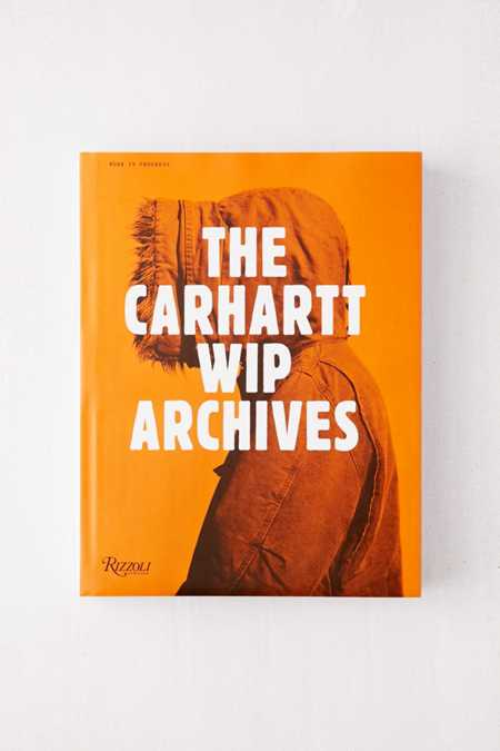 The Carhartt WIP Archives By Gary Warnett & Mark Kessler