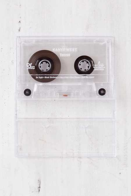 Kanye West - Yeezus Exclusive Cassette Tape