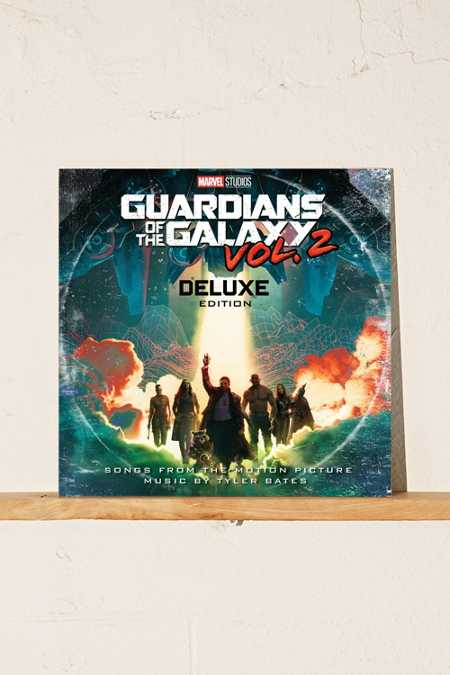 Various Artists - Guardians Of The Galaxy: Awesome Mix Vol. 2 2XLP