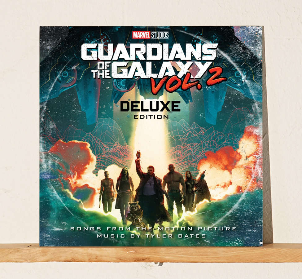 Slide View: 1: Various Artists - Guardians Of The Galaxy: Awesome Mix Vol. 2 2XLP