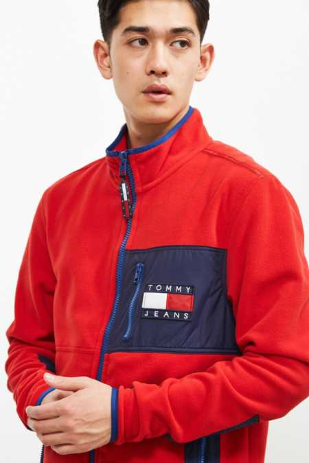 Tommy Hilfiger Polar Fleece Zip Jacket