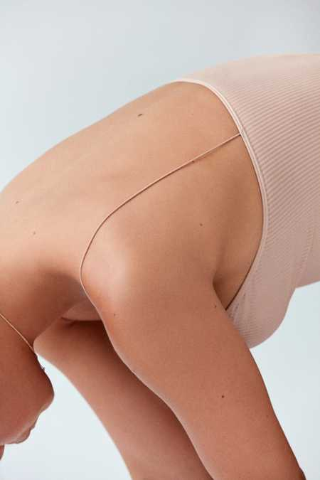 Out From Under Seamless Bungee Bodysuit