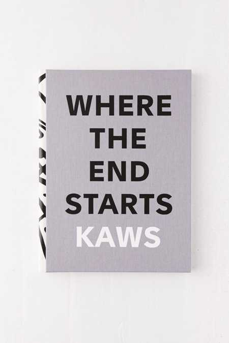 KAWS: Where the End Starts By Andrea Karnes & Michael Auping
