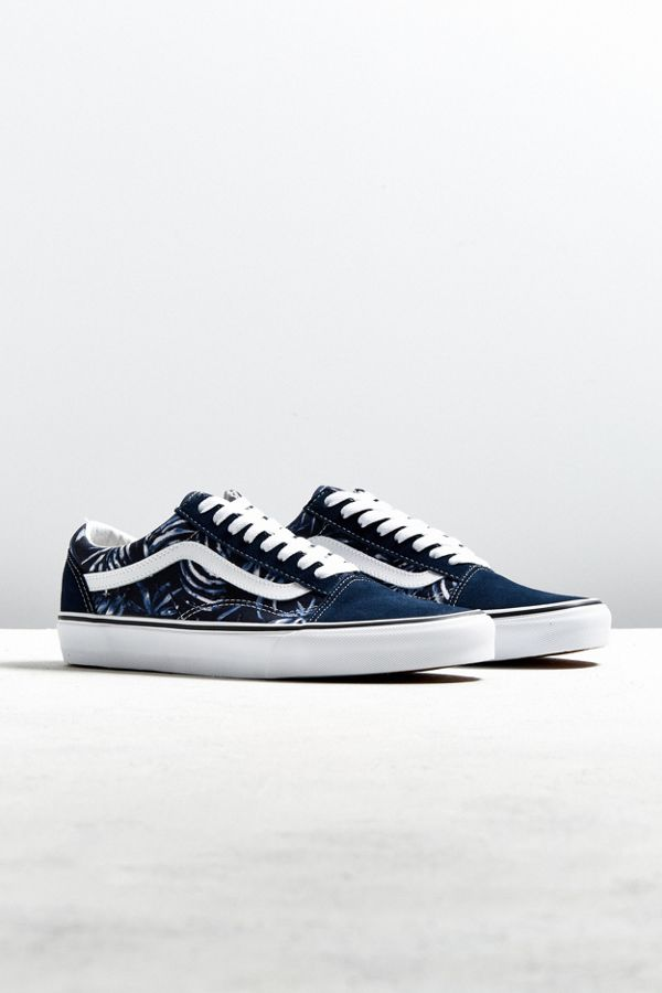 vans old skool palms