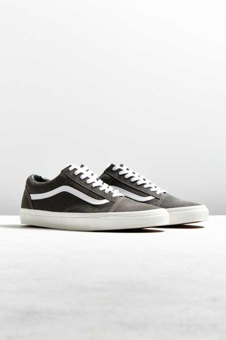 Vans Old Skool Gunmetal Grey Sneaker