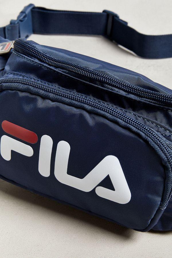 Slide View  4  FILA Logo Sling Bag 5f7180e1beaa3