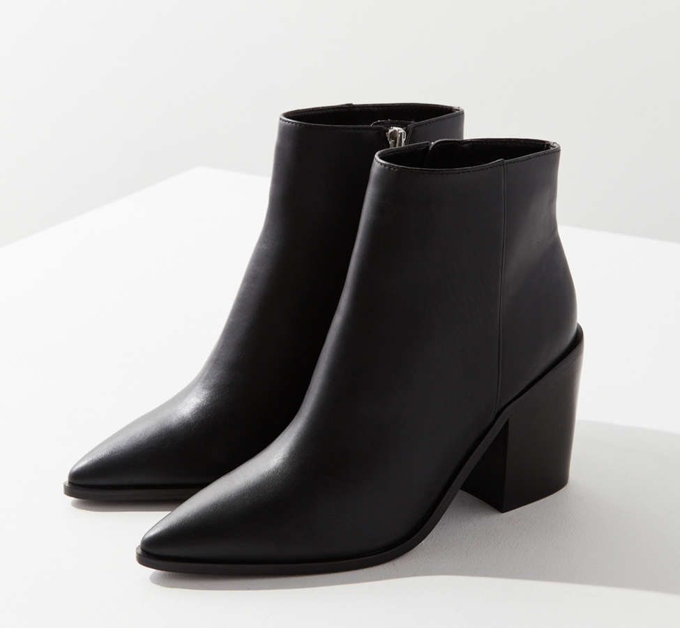 Slide View: 2: Nori Pointy-Toe Ankle Boot