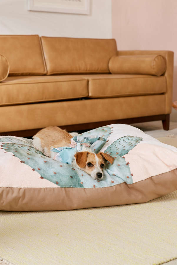 Slide View: 1: Iveta Abolina For Deny Copper Spike Pet Bed