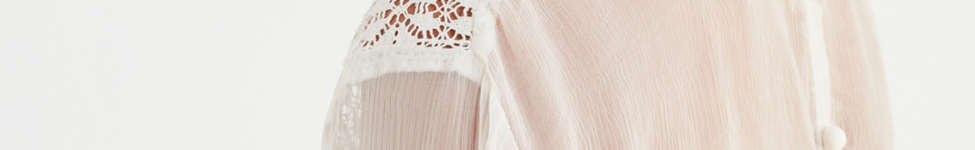 Thumbnail View 6: UO Sheer Lace Apron Top