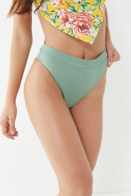Out From Under Brazilian  80s Bikini Bottom f680bb965